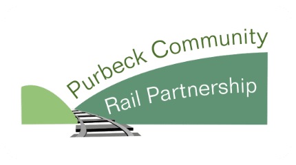 Purbeck Community Rail Partnership Logo Whitebg Rc