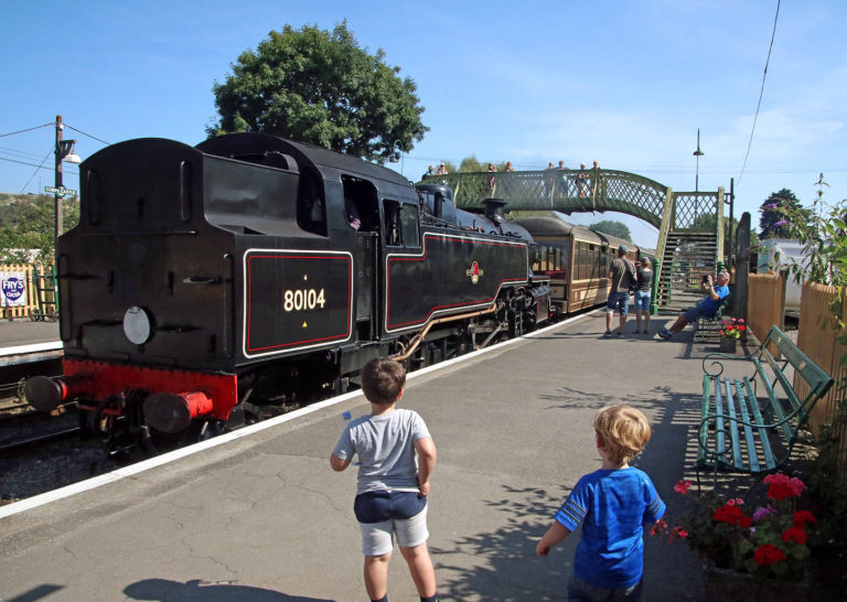 Purbeck Community Rail Partnership Gallery Corfe Castle Railway Station 06 1440x1024px
