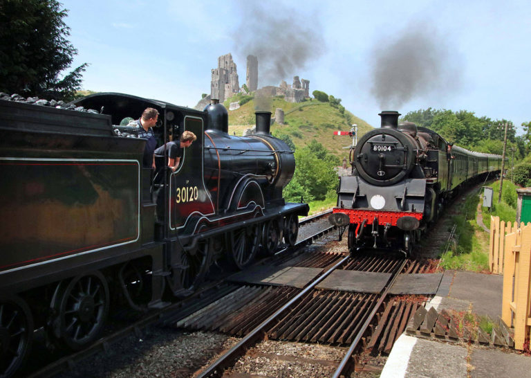 Purbeck Community Rail Partnership Gallery Corfe Castle Railway Station 18 1440x1024px
