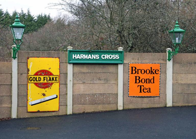 Purbeck Community Rail Partnership Gallery Harmans Cross Railway Station 12 1440x1024px