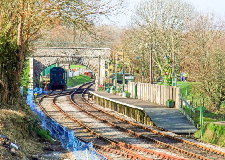 Purbeck Community Rail Partnership Gallery Herston Halt Railway Station 01 1440x1024px