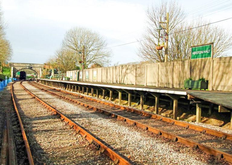 Purbeck Community Rail Partnership Gallery Herston Halt Railway Station 03 1440x1024px