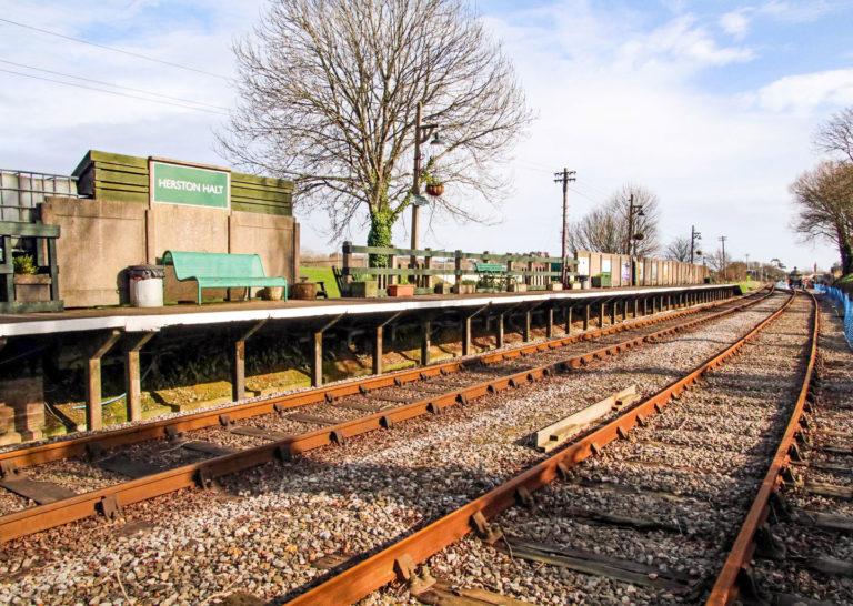 Purbeck Community Rail Partnership Gallery Herston Halt Railway Station 07 1440x1024px