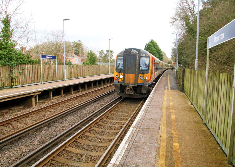 Purbeck Community Rail Partnership Gallery Moreton Railway Station 18 1440x1024px