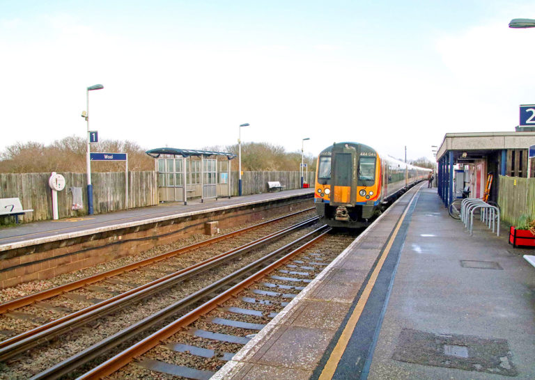 Purbeck Community Rail Partnership Gallery Wool Railway Station 02 1440x1024px