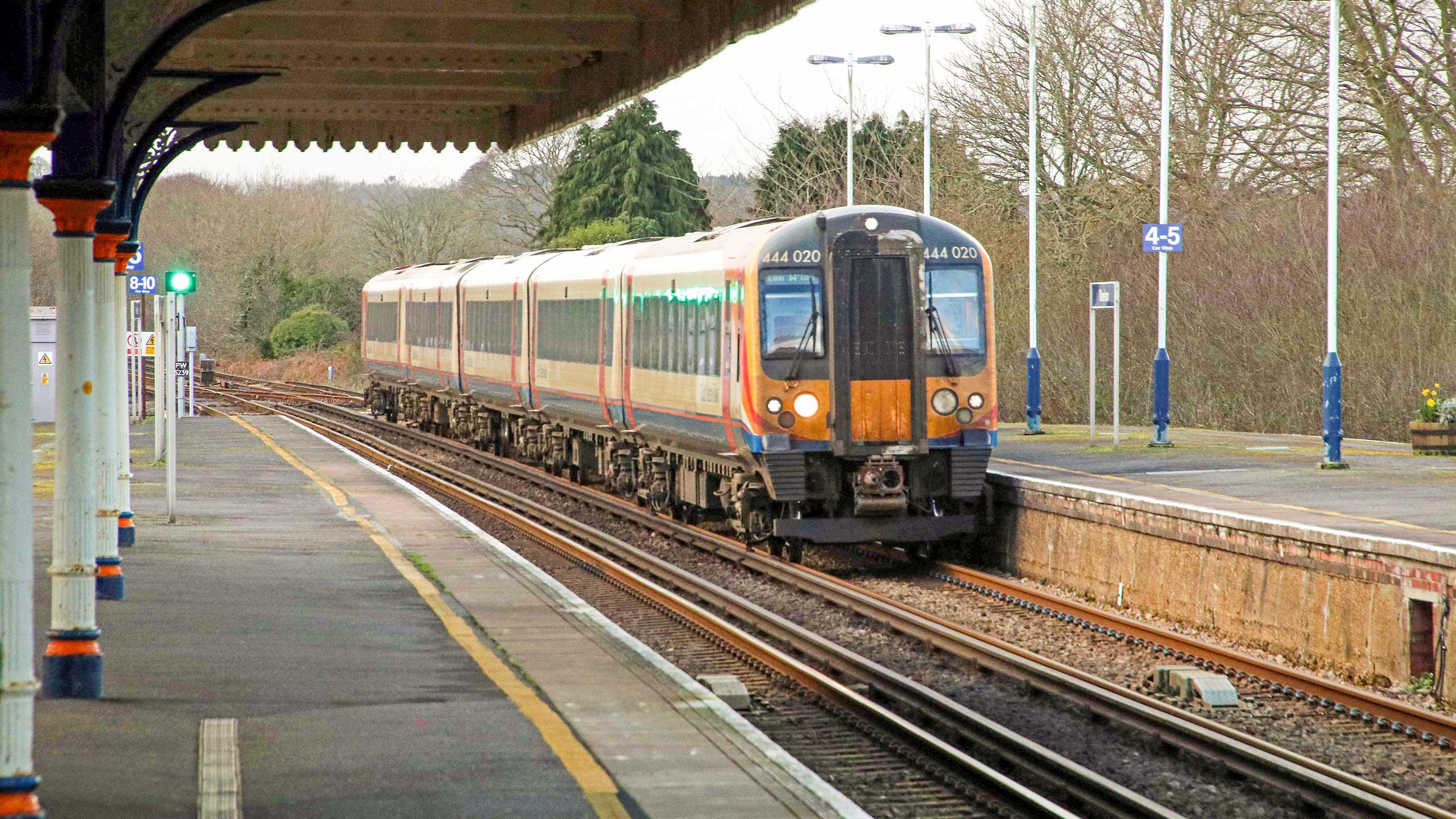 Purbeck Community Rail Partnership Wareham Train Station 005 2560x1440px