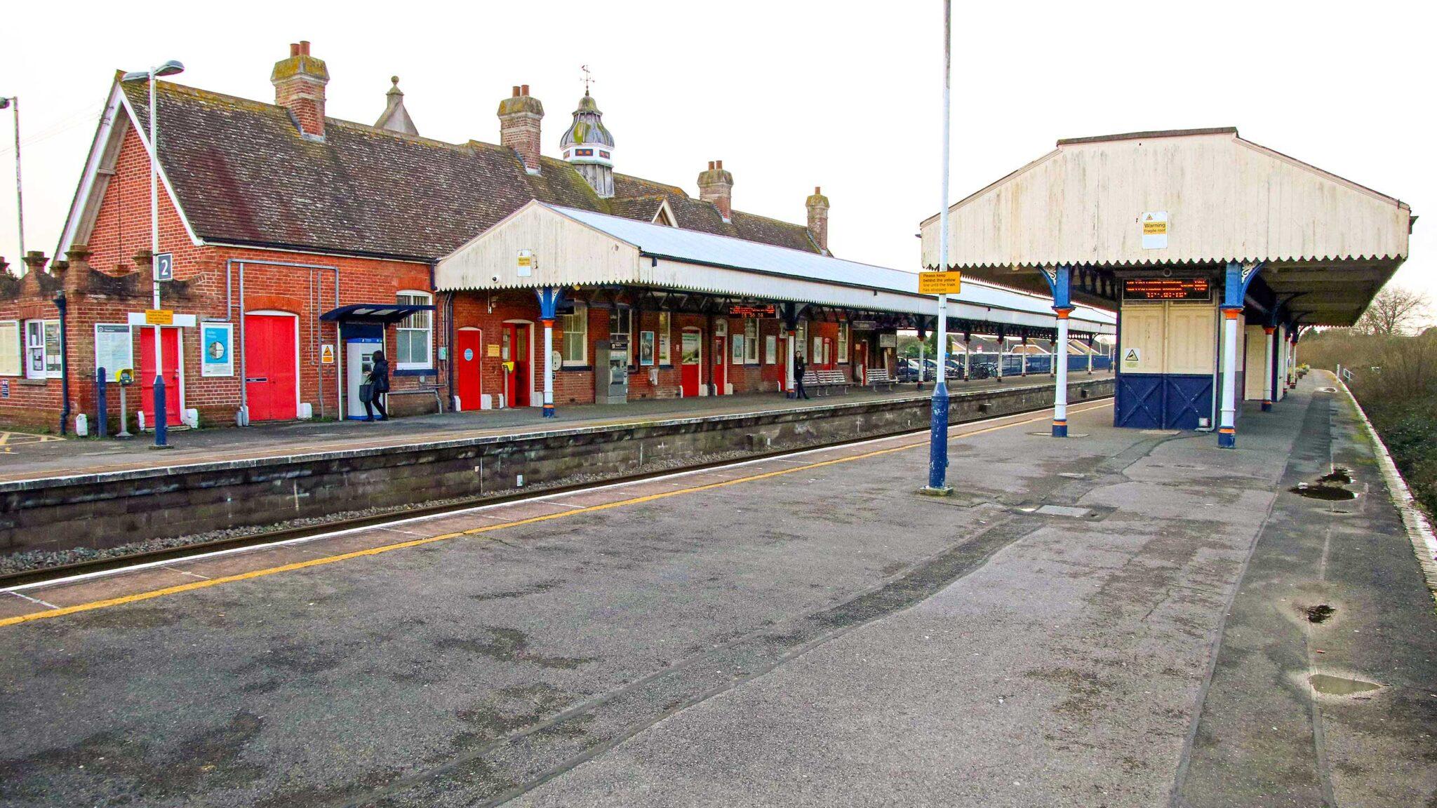 Purbeck Community Rail Partnership Wareham Train Station 007 2560x1440px