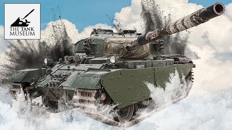 Tank Museum Near Wareham Dorset