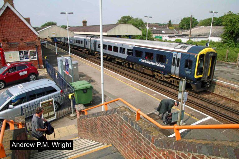 Wareham Station 2018 Andrew Pm Wright